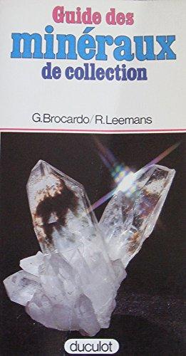 Guide des minéraux de collection