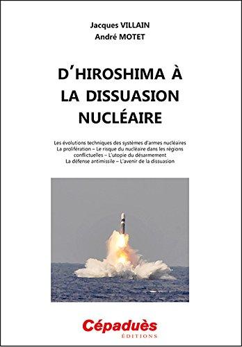 D'Hiroshima  la dissuasion nuclaire