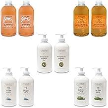 10 DOCCIASCHIUMA bagnoschiuma al prezzo di 5 - 15€ - confezioni da 525 ml. - stock cosmetici offerta cream beauty store