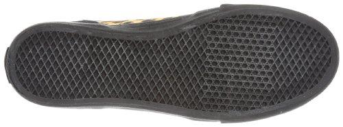 Vans U SK8-HI WEDGE VUDH0K3 Unisex-Erwachsene Sneaker Schwarz ((Leopard) black)