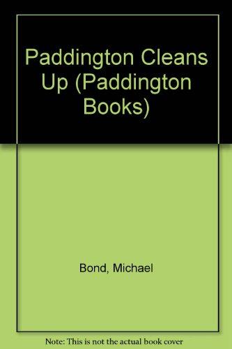 Paddington Cleans Up