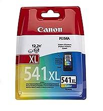 Canon CL-541XL Cartuccia Originale Getto d'Inchiostro a Resa Elevata, 1 Pezzo, Colore