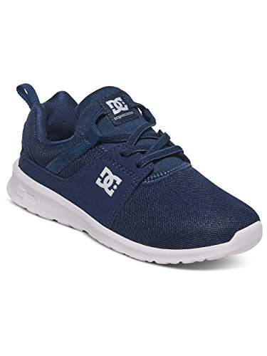DC  Heathrow, Sneakers Basses garçon Bleu Marine