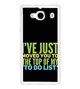 ifasho Designer Back Case Cover for Xiaomi Redmi 2 :: Xiaomi Redmi 2S :: Xiaomi Redmi 2 Prime (Noun Association With An Organization Entertainment Agencies)