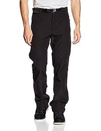 Alpine Pro Pantalón Softshell Carb Negro ES 42 (DE 48)
