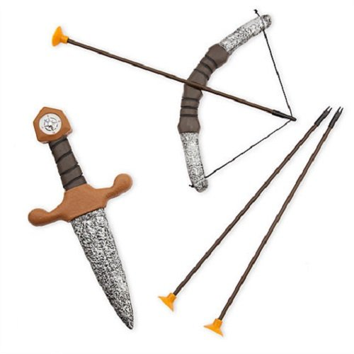 e Peter Pan Kinder Kostüm Bow / Sword Zubehör Playse ()