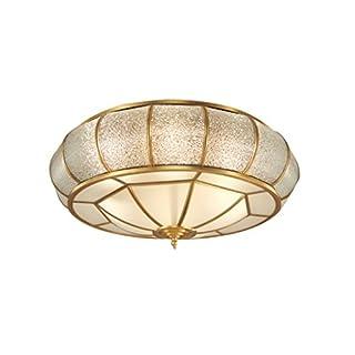 YMXLJF Ceiling Lighting American ceiling lamp modern bedroom light simple lighting European luxury creative lamp Chandelier