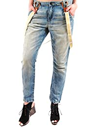Joe's Jeans Femme SANDIE Slouchy High Water Jeans Style PX025633 Bleu Taille W26