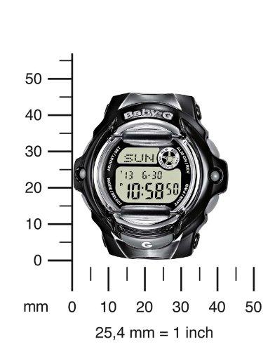Casio Baby-G Damen-Armbanduhr Digital Quarz BG-169R-1ER -