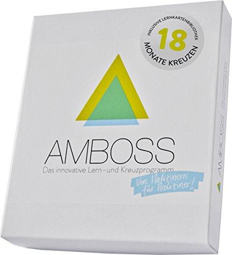 AMBOSS - Lernprogramm für Medizinstudium und Hammerexamen (18 Monate)
