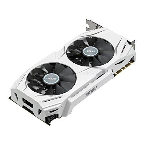Asus Dual-RX480-O4G Gaming AMD Radeon Grafikkarte (4GB DDR5 Speicher, PCIe 3.0, HDMI, DVI, DisplayPort) - 2