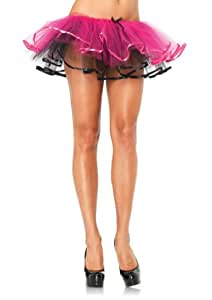 Leg Avenue A1699 Reversible Tutu Costume, Pink, One Size