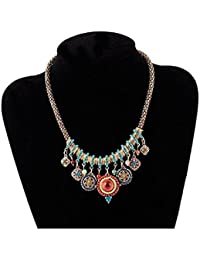 TBOP NECKLACE THE BEST OF PLANET Simple And Stylish Jewelry Alloy Plating Snake Bone Sweater Chain Necklace In...