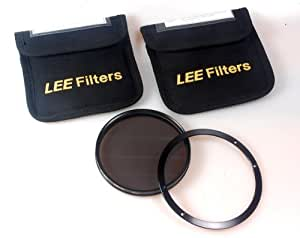 Lee Filters 105mm Circular Polariser and 105mm Front ring