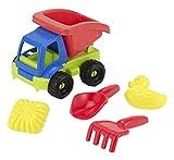 Ecoiffier eco215–Camion–Volquete garni–20cm