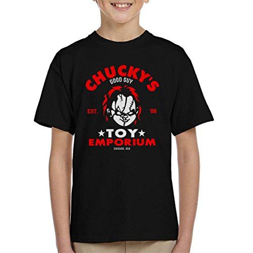 orium Kid's T-Shirt (Chucky-shirt Für Kinder)