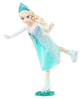 Disney Frozen - Muñeca patinadora (Mattel CBC62)