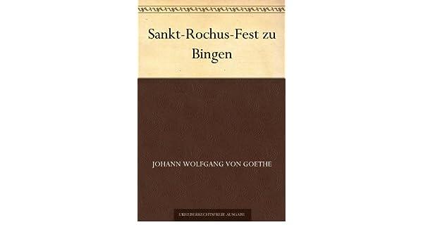 Sankt-Rochus-Fest zu Bingen (German Edition)