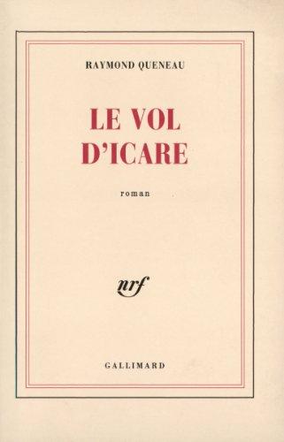 Le Vol d'Icare par R. Queneau