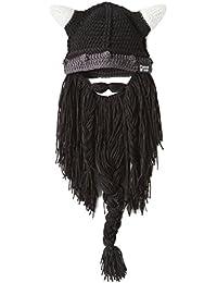 Barba Head®–el Original bárbaro pillager Knit barba sombrero