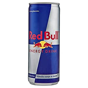 red bull energy drink 250 ml can grocery gourmet foods. Black Bedroom Furniture Sets. Home Design Ideas