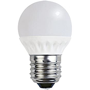 Bombilla LED esférica 7W E27 600 Lm. 5000K Luz blanca día. Alta luminosidad Ref