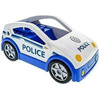 Preisvergleich für Polizeistreife Polizei Auto PKW Buggy blau weiß Transporter Pickup Police 4963 5681 Lego Duplo C41