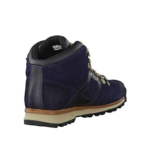 Timberland Gt Scramble Leather Waterproof, Bottes Chukka Homme Bleu