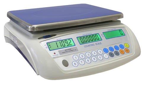 PCE Instruments Dosierwaage PCE-PCS 30, Bereich: 30 kg, Ablesung: 0,5 g, Waage, Wägebereich, Waagen