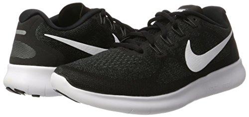 Nike Zapatillas Nike Free Rn 2017 Hombre Negro Hombre