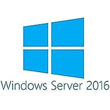 Microsoft Windows Server 2016 Standard, OEM, ES - Sistemas operativos (OEM, ES, Fabricante de equipos originales (OEM), 32 GB, 0,512 GB, 1,4 GHz, Español, DVD)
