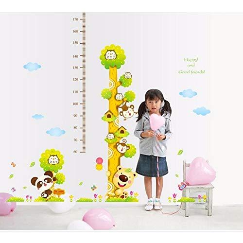 Kuamai Koala Höhe Measurte Aufkleber Für Kinderzimmer Removable Wall Sticker Wall Decal Diy Wohnkultur