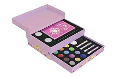 Snazaroo - 20013 - Coffret de Maquillage à Tiroirs