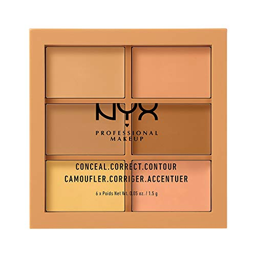 NYX Conceal, Correct, Contour Palette Medium