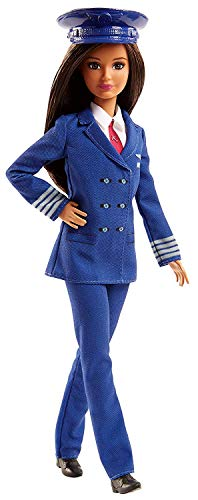 Barbie- bambola pilota, fjb10