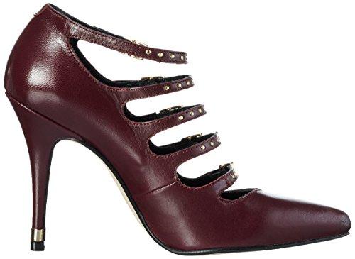 Gardenia Copenhagen Angelica, Chaussures À Talons Rouges Pour Femmes (nepal Bordeaux)