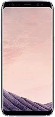 Samsung S8 64GB SIM-Free Smartphone - Orchid Grey (SM-G950F) (Renewed)