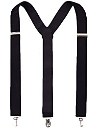 Suspenders for Men and Women with Three Clips