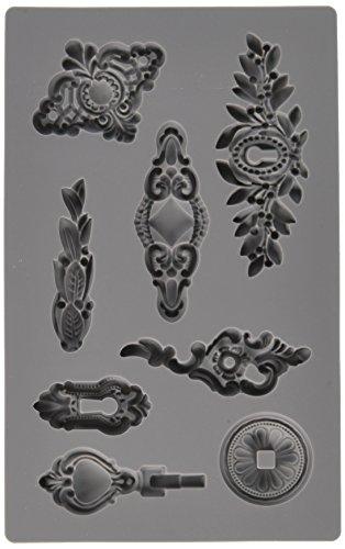 Unbekannt Prima Marketing Iod Decor Form, Kleinigkeiten (Polymer Clay Formen Prime)