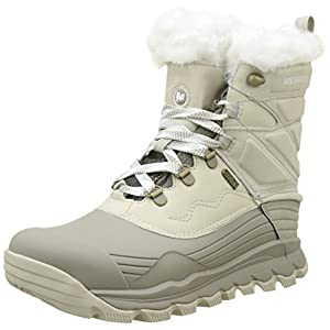 "411tP9iPgnL. SS300  - Merrell Women's Thermo Vortex 8"" Waterproof High Rise Hiking Boots"