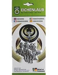 4x Hojas de roble portada, adornos para Keiler Trofeos–Eurohunt de