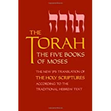 The Torah: The Five Books of Moses: Pocket Edition