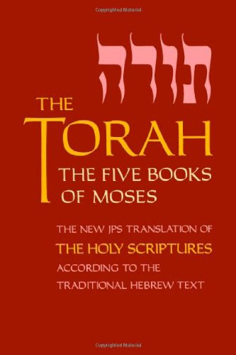 Torah-TK: The Five Books of Moses (Five Books of Moses (Pocket))