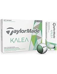 TaylorMade Ladies Kalea Golf Balls (12 Balls)