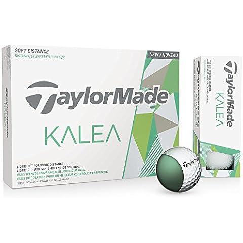 TaylorMade Ladies Kalea Golf Balls (12 Balls) by TaylorMade - Ladies Golf Balls