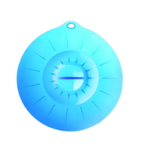 Silicone Zone 7702068 Couvercle Silicone Bleu 15 cm