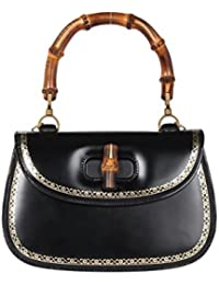 gucci bags india. gucci women\u0027s 488800dt9yt8915 black leather handbag bags india