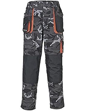 Terratrend Job 3230–46–6210Größe 46Herren 's-trousers–Camouflage/grau/schwarz