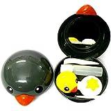 ARCADIO Contact Lens Designer Cases_ Ducks _A8087GY