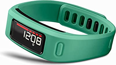 Garmin Vivofit Wireless Fitness Wrist Band and Activity Tracker with Heart Rate Monitor from Garmin